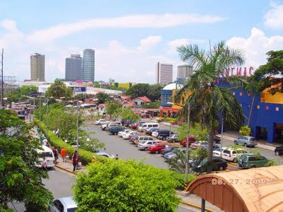 how to go to alabang town center
