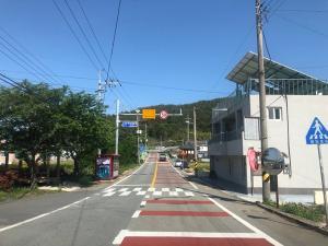 통영경찰서, 오륜테크~가오치마을 단속카메라 설치